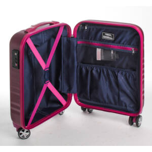 Fly Kabin Bőrönd belső