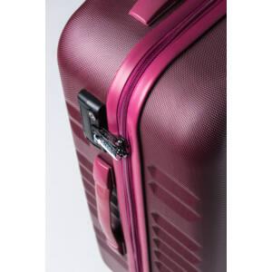 Fly Burgundy Bőrönd