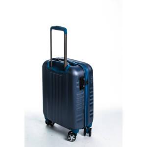 kék kabin bőrönd