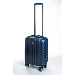 Kabin navy fly bőrönd