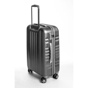 fly silver bőrönd