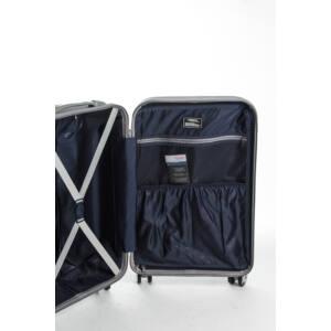 silver fly bőrönd belső