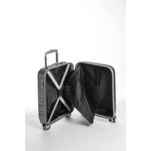 Silver Kabin Bőrönd belső