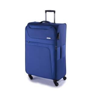 Nagy kék Focus Bőrönd