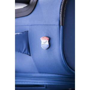 Focus Nagy bőrönd kék