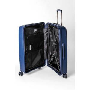 Gotthard Torhetetlen Közepes Bőrönd Kék