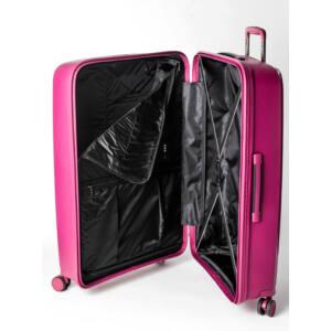 Gotthard Torhetetlen Közepes Bőrönd Pink