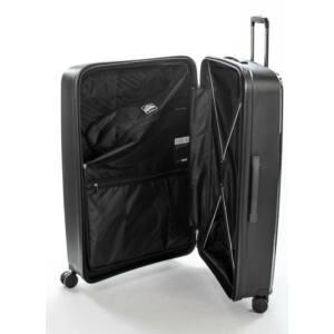Gotthard Törhetetlen Nagy Bőrönd Fekete