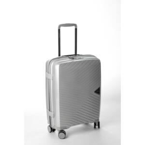 Gotthard Törhetetlen Kabin Bőrönd Silver