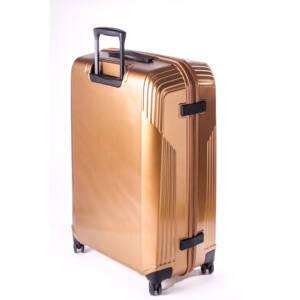 New Manhattan Arany bőrönd szett
