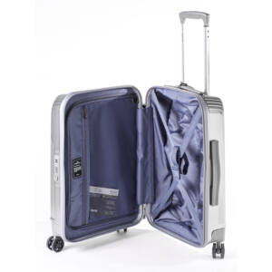 New Manhattan Kabin Bőrönd Ezüst