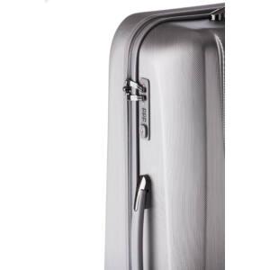 March - New Carat  Elegáns bőrönd