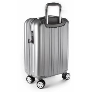 Omega Kabin Bőrönd Ezüst