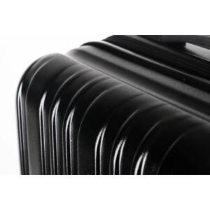 omega fekete bőrönd