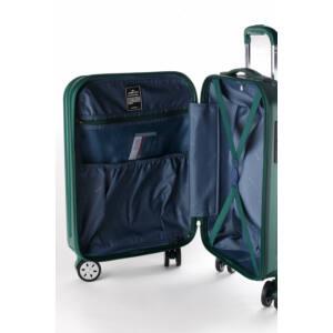 Omega Kabin Bőrönd Zöld