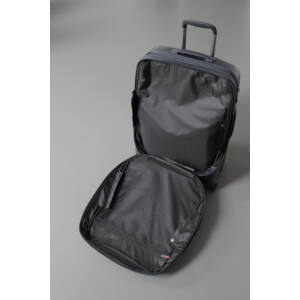 Phaeton Hybrid Szett bőrönd fekete