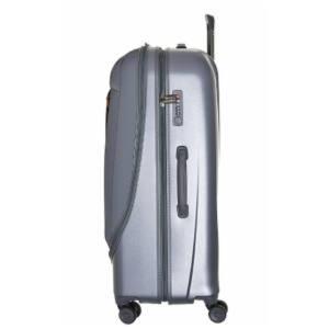 Phaeton Hybrid Kabin bőrönd kék