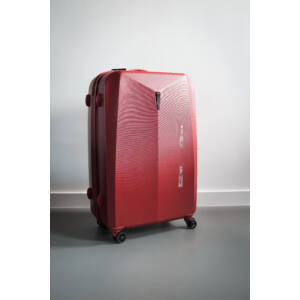 Ranger Közepes bőrönd Dark Orange