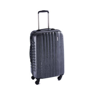 Ribbon Szett bőrönd black brushed