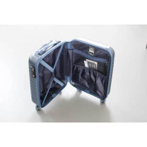 Ribbon Szett bőrönd navy brushed