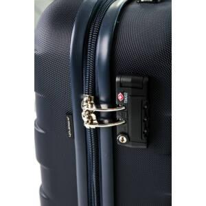 Bumper Közepes bőrönd navy