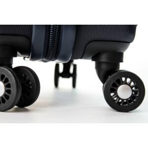 Bumper Közepes bőrönd black