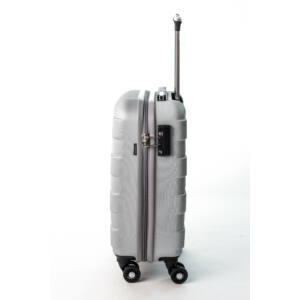 Bumper Kabin bőrönd silver