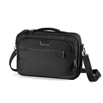 Takeaway, fekete laptoptartós táska/hátizsák