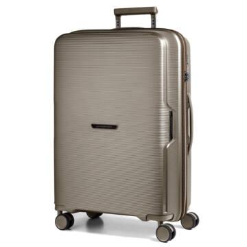 Bel Air Nagy bőrönd Bronze