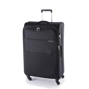 Carter Spec E. Nagy bőrönd fekete