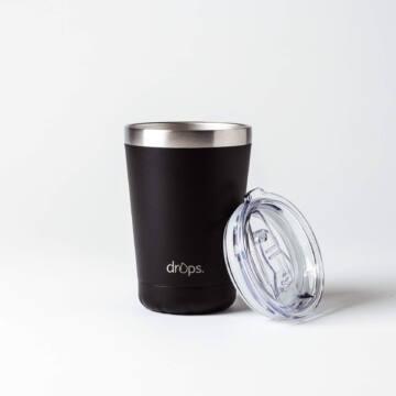 Drops. coffe