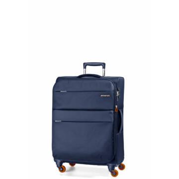 Elle Könnyű Bőrönd Kabin Kék