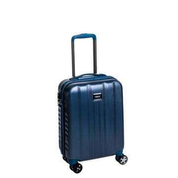 Fly Kabin bőrönd navy brushed