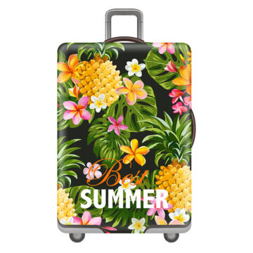 Elasztikus Bőrönd Huzat Summer