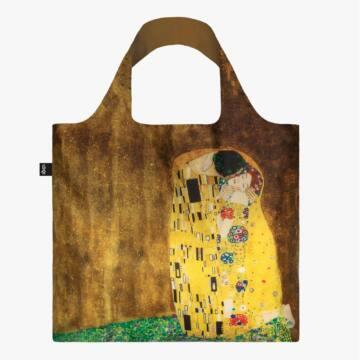 Gustav Klimt - The Kiss Loqi Táska