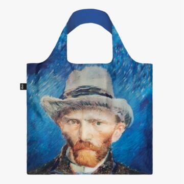 Van Gogh -  Self Portrait with Grey Felt Hat Loqi Táska