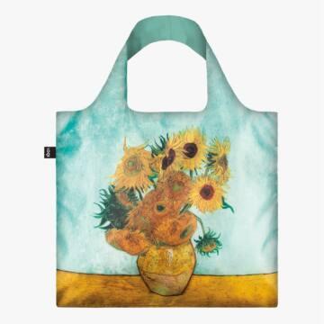 Van Gogh - Vase with Sunflowers Loqi Táska