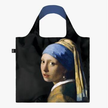 Johannes Vermeer - Girl with a Pearl Earring Loqi Táska