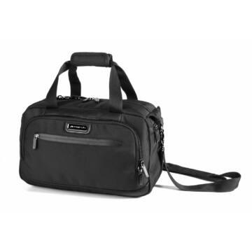 Walk Away, fekete táska, Ryanair/ Wizz ingyenesen felvihető (40x20x25)