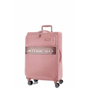 Mosaic Újrahasznosított Vászon Kabin Bőrönd Pink