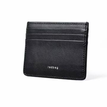 Redbag - Parla - Prémium Kártyatartó Fekete