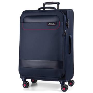 Tourer Vászon Bőrönd Nagy Kék