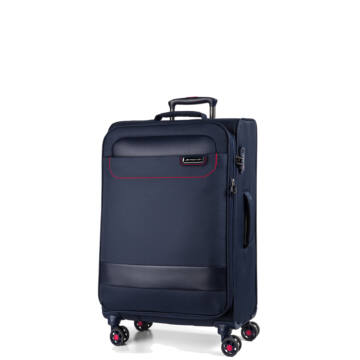 Tourer Vászon Bőrönd Kabin Kék