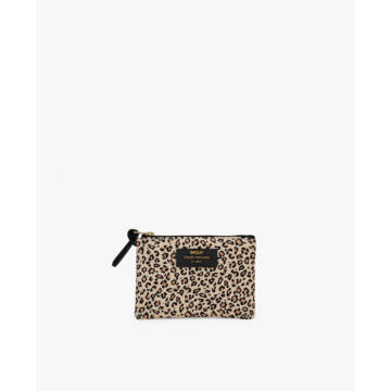 Wouf Small Pouch Pipere Pink Savannah