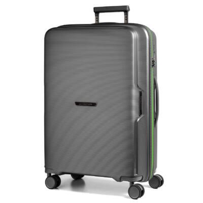 Bel Air Nagy bőrönd szürke