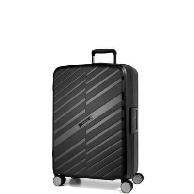 Bon Voyage Kabin bőrönd fekete