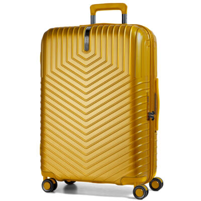 Lotus Nagy bőrönd sárga