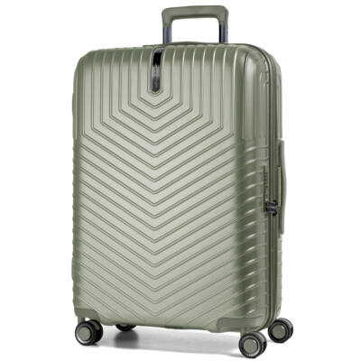Lotus Nagy bőrönd zöld