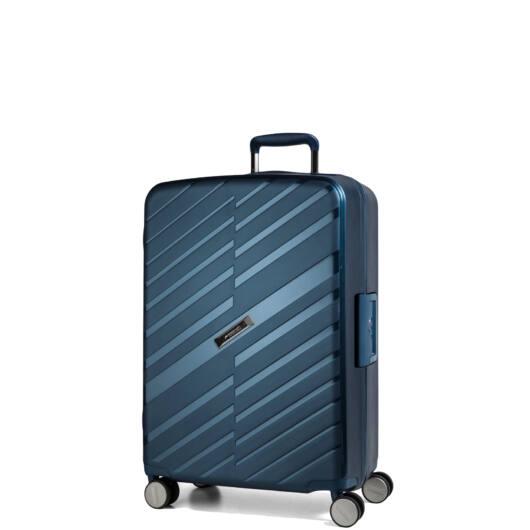 Bon Voyage Kabin bőrönd kék
