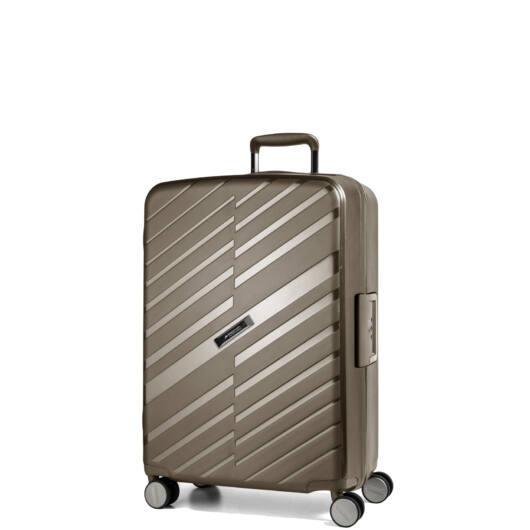 Bon Voyage Kabin bőrönd bronz